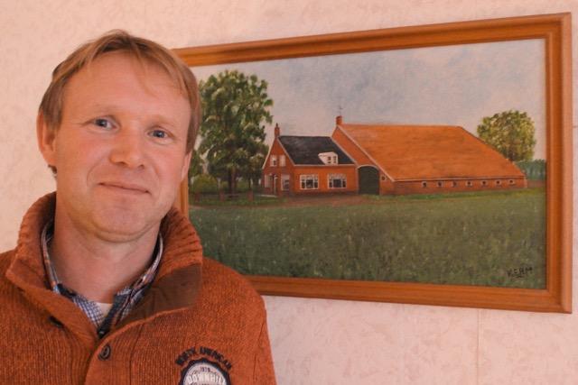 Ten Have Tekst publiceerde interview ' Op twee na oudste boerderij van Nederland staat in landstreek Sterenborg bij Onstwedde' met Nanne Sterenborg in huis-aan-huisblad Het Lougblad