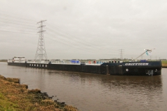 nieuwbouw tankschip Griffioen