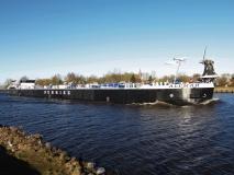 nieuwbouw tankschip Alemar