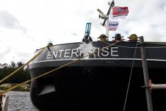 nieuwbouw vrachtschip Enterprise