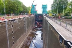 renovatie sluis Hengelo