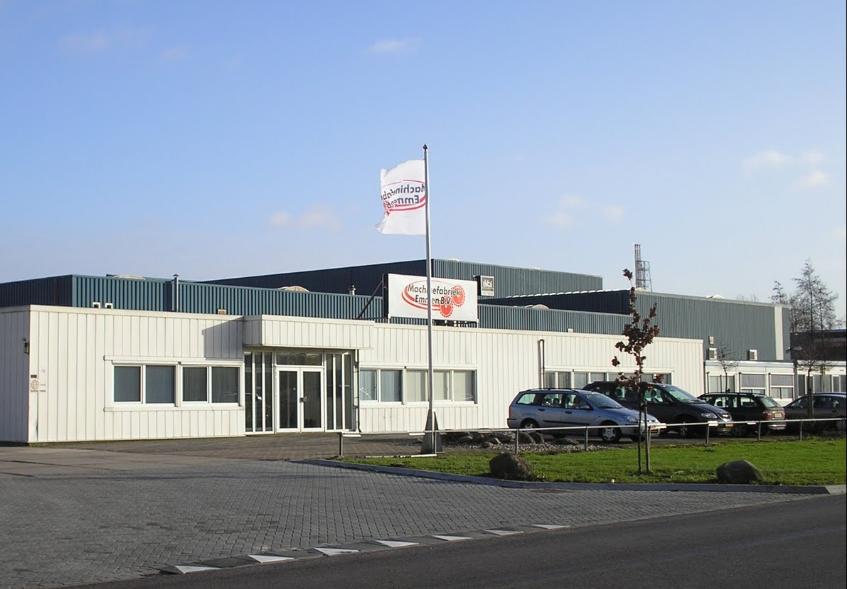 Referentie Machinefabriek Emmen voor de website van RSE Telecom & ICT in Winschoten, Emmen en Groningen