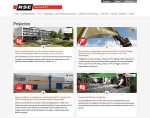 Ten Have Tekst verzorgt storytelling - testimonials en klantreferenties - voor RSE telecom & ICT
